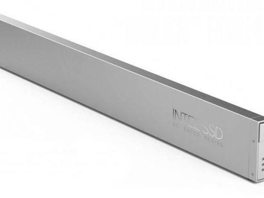 Novo SSD da Intel armazena 70 anos de filmes em HD