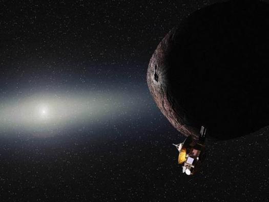 Sonda New Horizons, da NASA, se aproximará de Ultima Thule no ano novo