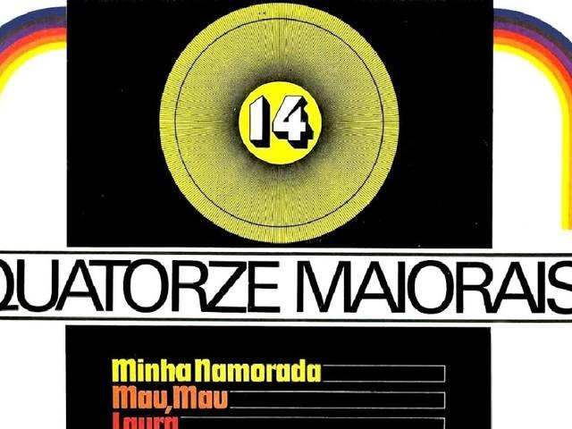 Vários intérpretes - 14 Maiorais - Vol. 20 (LP 1974)