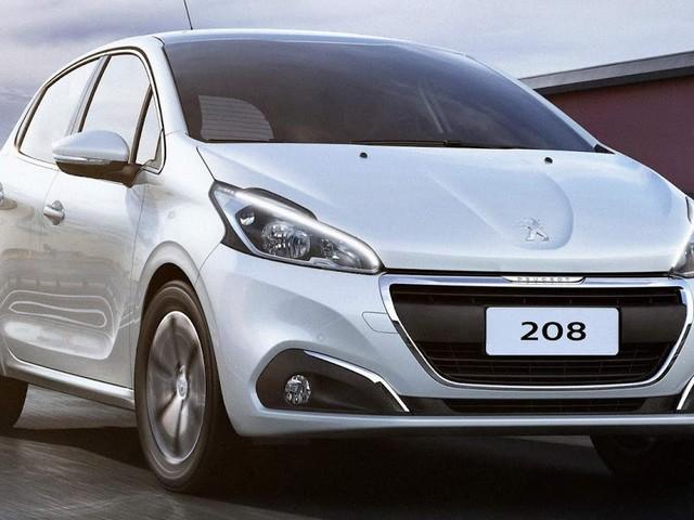 Peugeot 208 2018 Automático-6: preço, consumo e detalhes