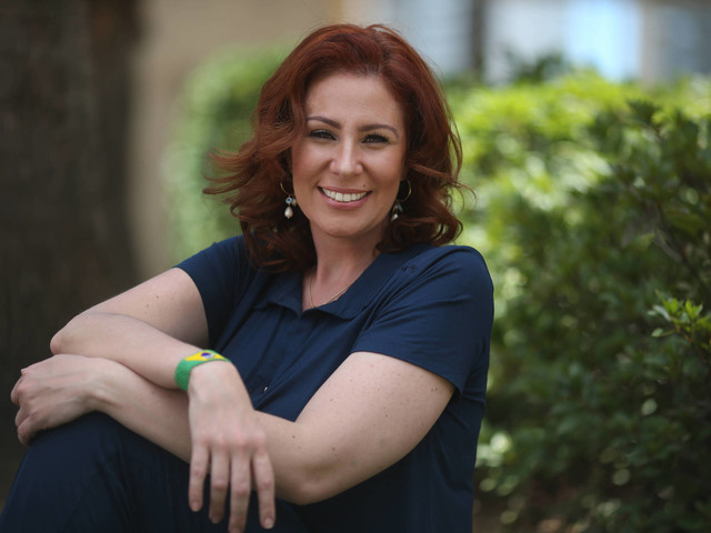 Carla Zambelli | Cannabis medicinal é esperança