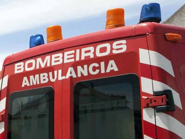 Quatro bombeiros feridos em incêndios em Castelo Branco