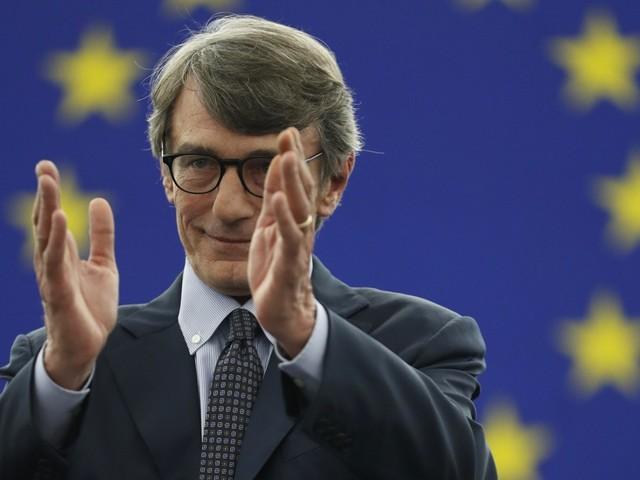 Socialista italiano é eleito para presidência do Parlamento Europeu