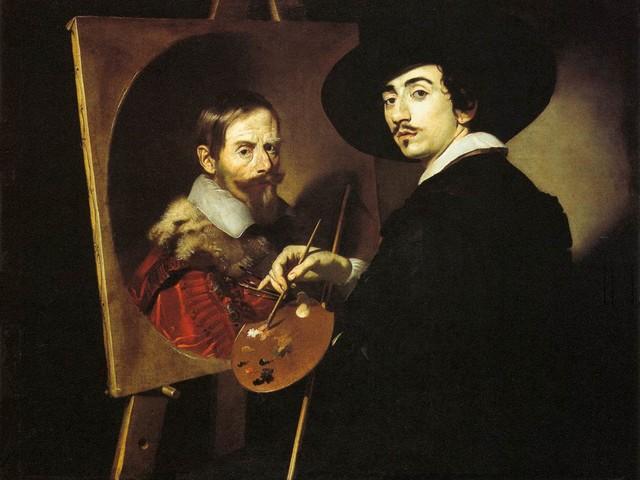 Eu, pintor: Nicolas Régnier