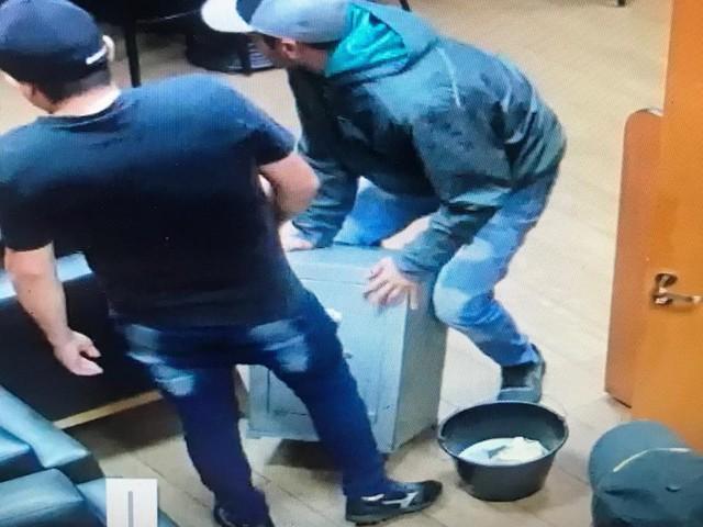 Bandidos que morreram em confronto após assaltos em MS têm diversas passagens por roubo à mão armada
