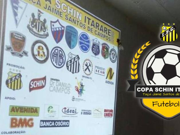DOMINGO COMEÇA A COPA SCHIN ITARARÉ DE FUTEBOL 7