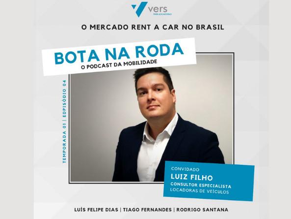 O mercado Rent a Car no Brasil | Bota na Roda