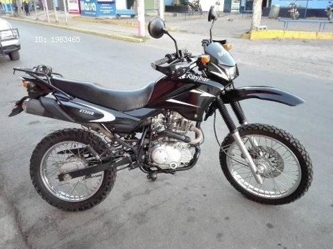 Moto montañera Raybar 200