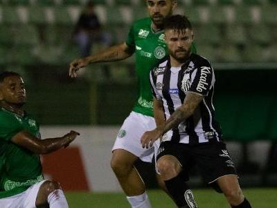 Campeonato Paulista | Santos vence Guarani por 2 a 1 com gol contra nos acréscimos