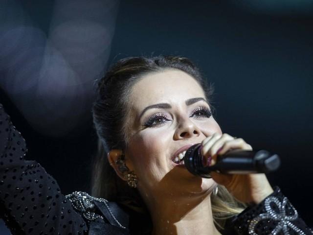 Sandy relembra show de Fortaleza: 'Que final de semana maravilhoso'