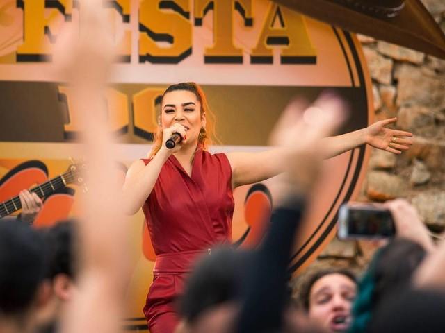 Cantora Naiara Azevedo aparece em Malhação e apresenta música nova: 'Assisti por tantos anos'