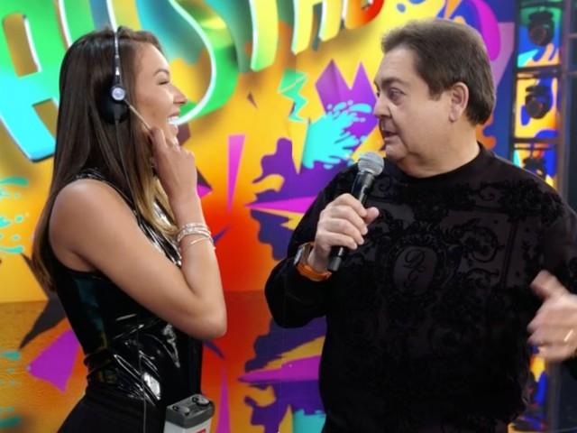 Faustão é detonado ao vivo na Globo após falar o que não devia sobre morte de Fernanda Young