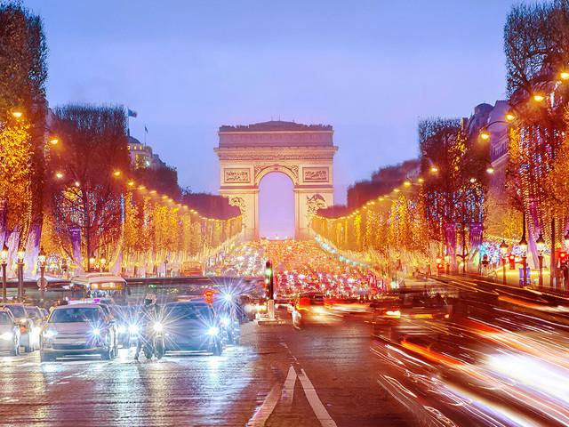 Passagens promocionais para Paris a partir de R$ 1.792 saindo de várias cidades!