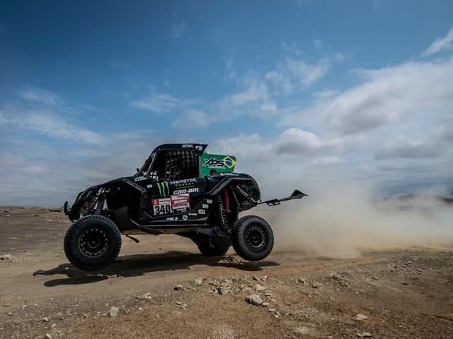 Varela/Gugelmin conquista importante vitória no Rali Dakar