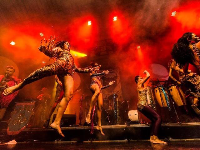 Casa França-Brasil Promotes Carnival Marathon in Centro