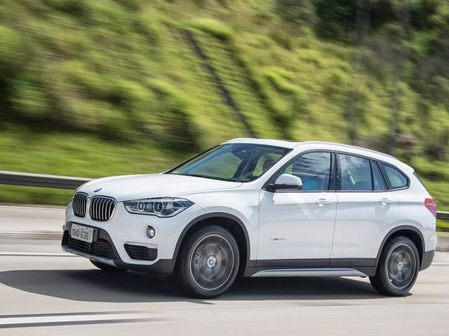 BMW X1, X4, X5 e X6 sobem de preço na linha 2018