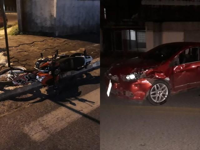 Motociclista morre após choque com carro em Santarém