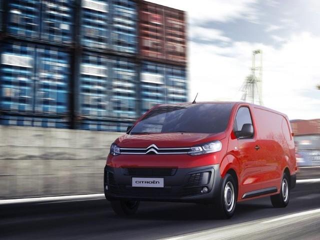 Citroën Jumpy chega ao Brasil: preço R$ 79.990 reais