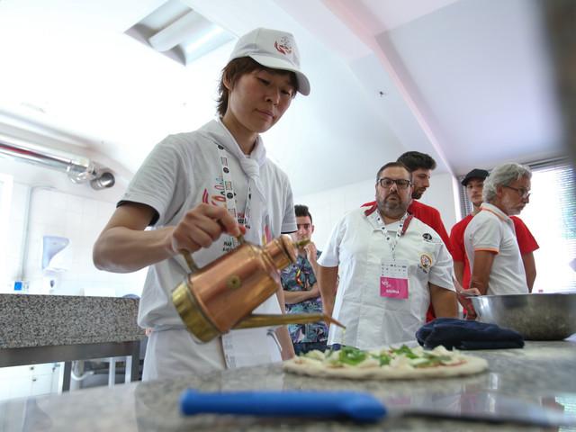 Marcos Nogueira | A melhor pizza do mundo fica no Japão