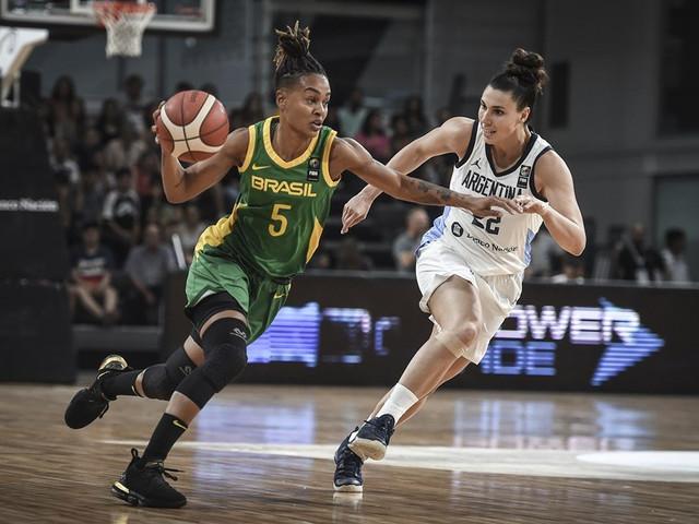 Brasil vence Argentina e se classifica para o Pré-Olímpico Mundial de Basquete