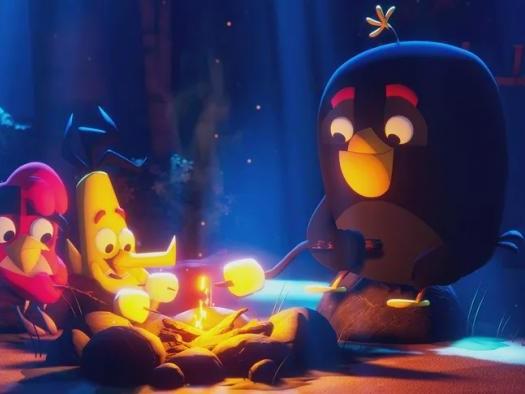 Angry Birds ganha nova série animada pelas mãos da Netflix