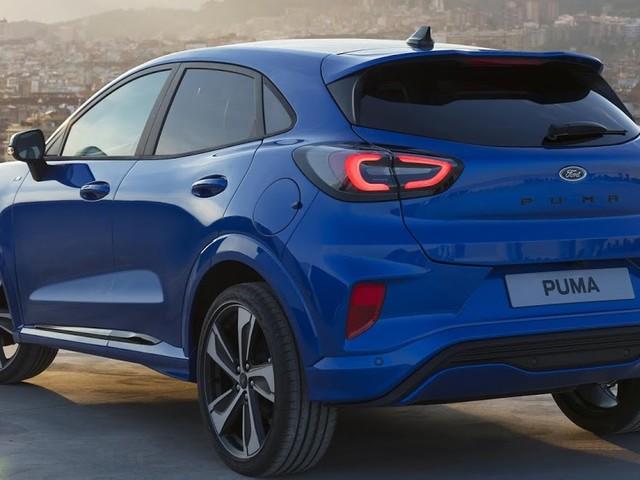 Novo Ford Puma 2020: fotos, detalhes e especificações - SUV acima do EcoSport para enfrentar o T-Roc na Europa