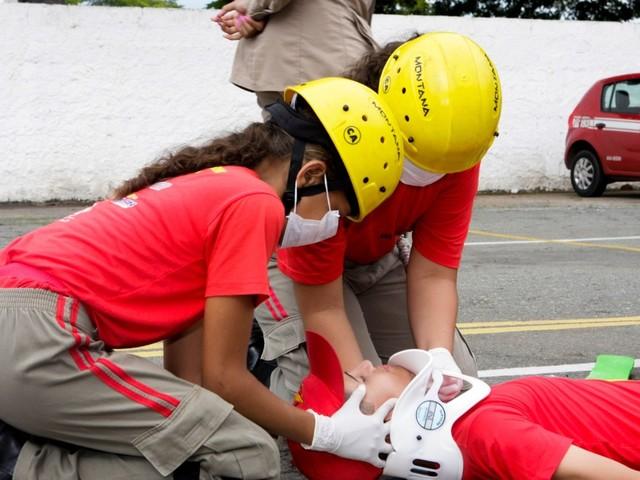 Começa o período de inscrições para o programa Bombeiro Mirim, em Goiás