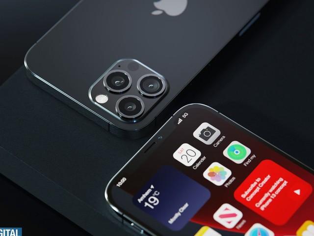 iPhone 13 Pro tem renderizações vazadas reafirmando notch menor