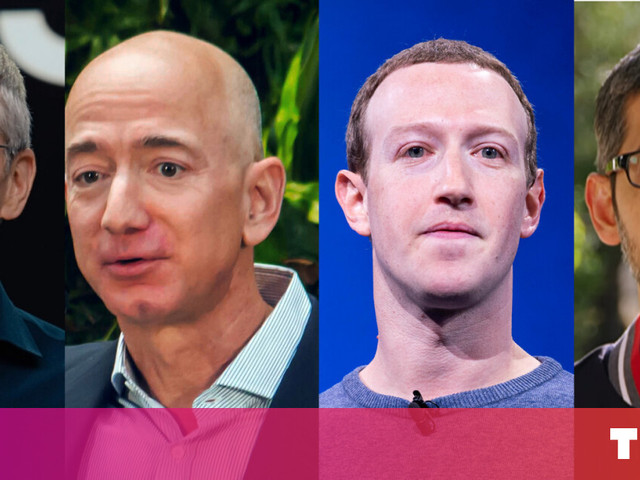 How to watch today's antitrust hearing against Amazon, Apple, Facebook, and Google