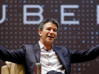Fundador da Uber renuncia ao cargo de presidente da empresa