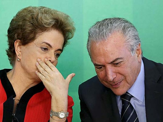 A revolução de Dilma e Temer