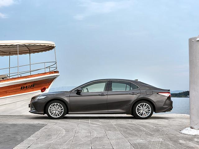 Toyota traz para Portugal um bestseller mundial
