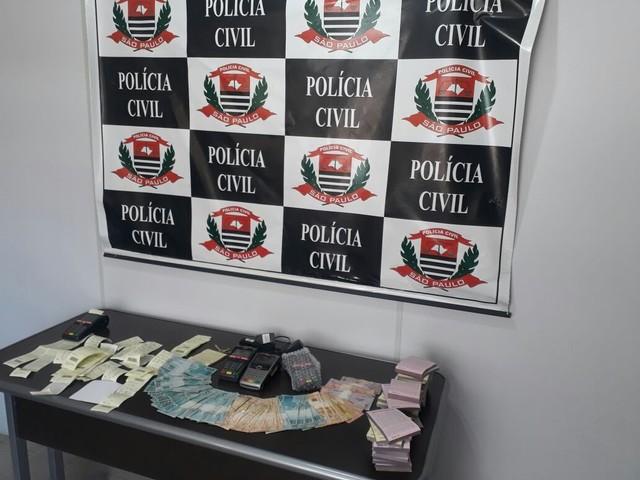 Venda de jogo do bicho é flagrada em loja de artigos religiosos em Capivari