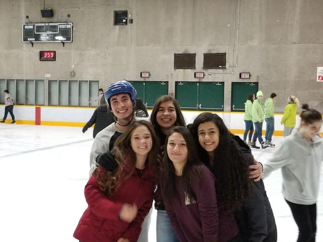 Ice Skating!!!