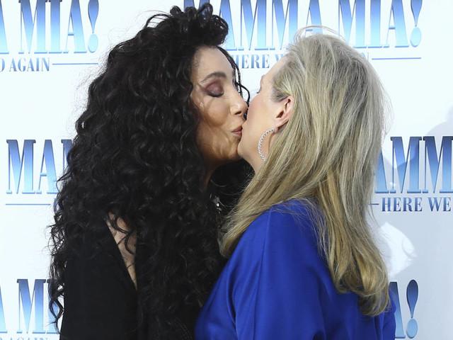 Depois de atuar em novo 'Mamma Mia!', Cher lançará disco com músicas do Abba