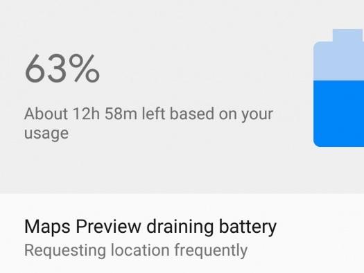 Android 8.1 Oreo mostra por que alguns apps consomem tanta bateria