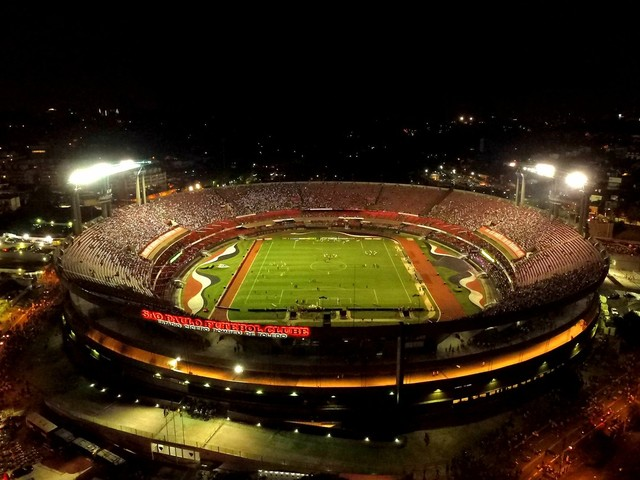 Veja como chegar ao estádio do Morumbi para ver Brasil x Bolívia e outros jogos da Copa América