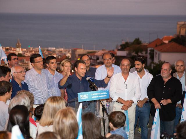 Rui Barreto apresenta propostas para dinamizar o comércio no Funchal