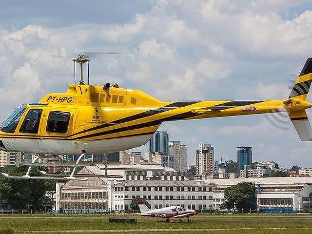 Acidente aéreo mata jornalista da Band | Empresa do helicóptero com Boechat não podia fazer táxi aéreo