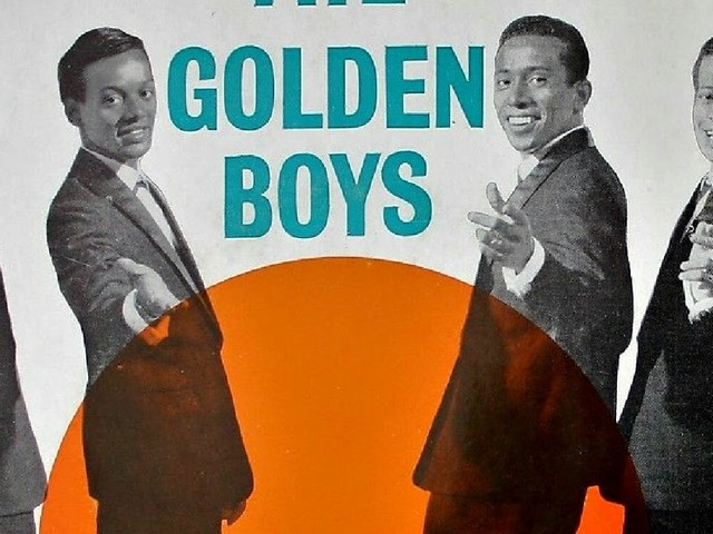Golden Boys com orquestra de Lyrio Panicali (EP 1965)
