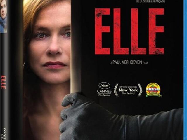 Blu-ray de ELLE com PT-BR nos Estados Unidos