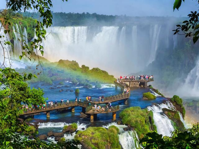 Pacotes para Foz do Iguaçu! Passagem mais hospedagem a partir de R$ 440 por pessoa, em 10x!