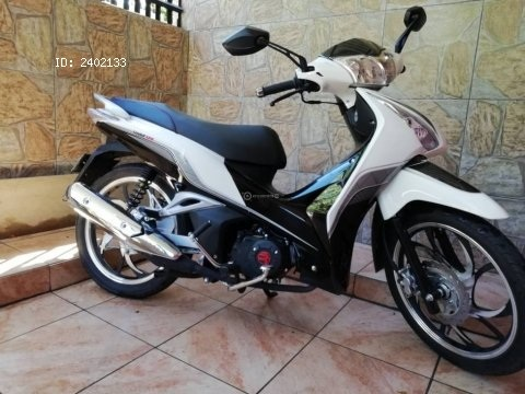 Moto semiautomatica Raybar Lendell 125 cc