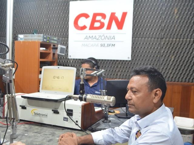 Cirilo promete monitoramento por câmeras nos 16 municípios, mas não detalha recursos para viabilidade do projeto