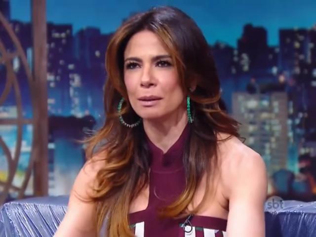 Luciana Gimenez é pega com parte íntima totalmente de fora em restaurante, foto viraliza e ela faz denúncia