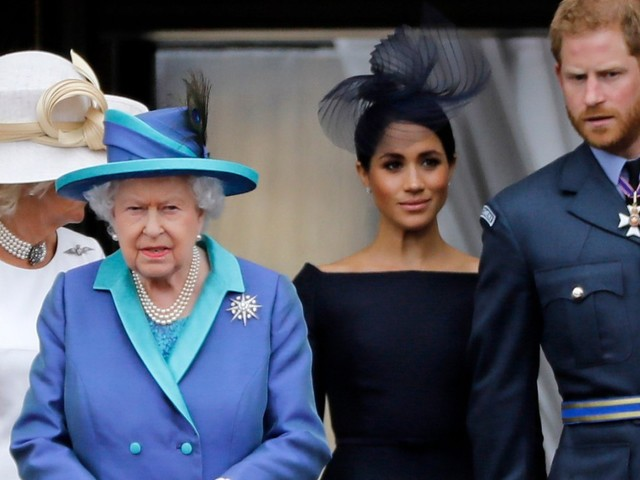 """Harry und Meghan verlieren Titel """"Königliche Hoheit"""""""