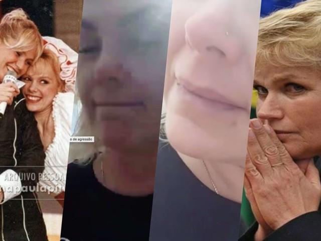 Atitude avassaladora de Xuxa com ex-paquita, que apanhou do marido, mostra quem realmente ela é