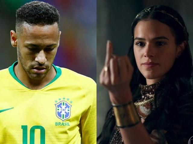 Fim de namoro de Neymar e Bruna Marquezine teve bate-boca pesado e cobrança muito séria do jogador