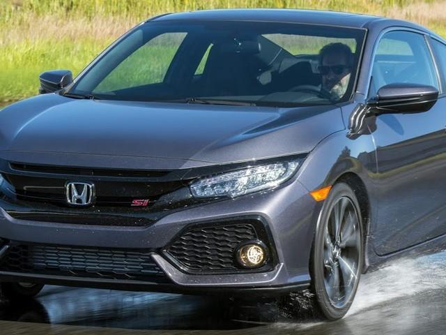 Novo Honda Civic Si chegará ao Brasil em 2018 - importado