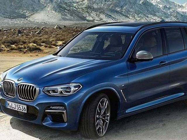 Novo BMW X3 2018: vídeo, fotos e especificações oficiais